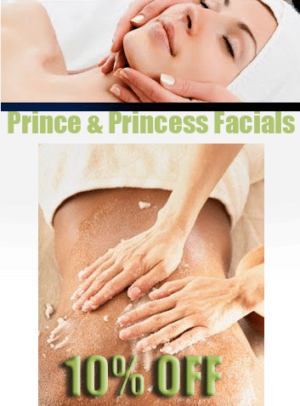 10% Off For Facials